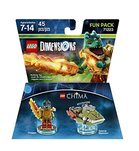 Chima Cragger Pack not machine specific