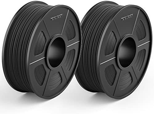 totalpack 3d petg-1kg1.75-blk PETG 3d impresora filamento ...