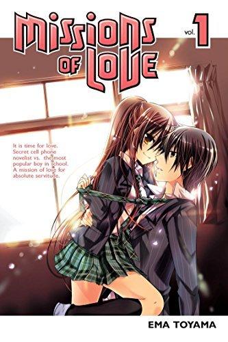 Missions of Love 1: watashi ni xx shinasai! by Ema Toyama (2012-11-06)