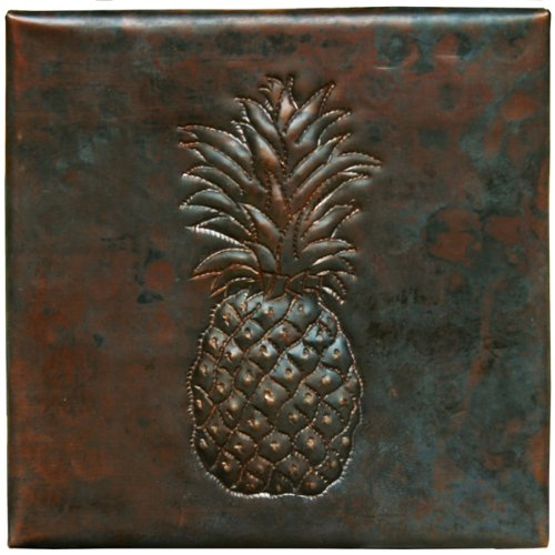 Hammered Copper Tile ()