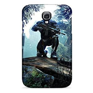 Galaxy S4 Case Cover With Shock Absorbent Protective WYpAomz5230RKwmg Case