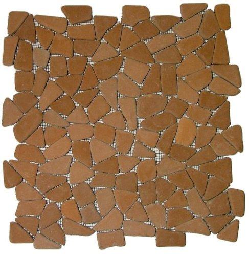 Mosaic Terracotta Tile 12x12