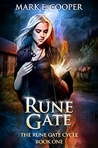 Rune Gate by Mark E. Cooper ebook deal