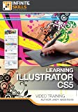 Adobe Illustrator CS5 - Training Course for Mac [Download]