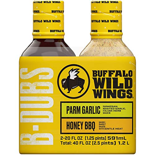 - Buffalo Wild Wings Sauce (20 oz, 2 pk.)