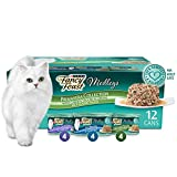 Purina Fancy Feast Gravy Wet Cat Food Variety Pack; Medleys Primavera Collection - (12) 3 oz. Cans - (pack of 2)