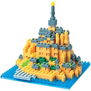 nanoblock neuschwanstein castle deluxe instructions