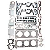 #10: Scitoo HSD1865_HBD1865 Head Gasket Set 1996 - 2005 For Chevrolet / Pontiac / Buick / Oldsmobile 3.1L / 3.4L V6 VIN Code E