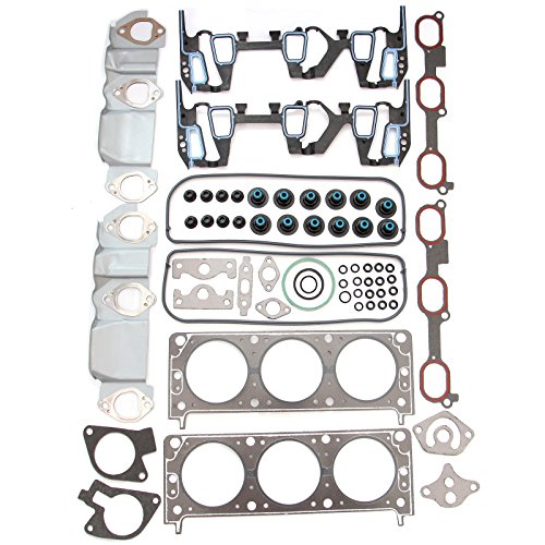 SCITOO Replacement for Head Gasket Kits Chevrolet Impala Buick Pontiac Oldsmobile 3.1L 3.4L Engine Head Gaskets Set Kit (1999 Pontiac Grand Am Head Gasket Replacement)