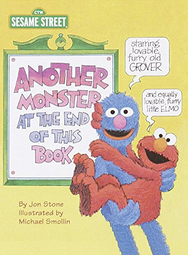 Another Monster at the End of This Book (Sesame Street) (Big Bird's Favorites Board Books) ()
