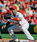 Albert Pujols St. Louis Cardinals MLB Hologram 8x10 Color Glossy Photo #5 in Mint Condition This Officially Licensed High Quality Collectible Photo comes in a BCW Acrylic Protective Top Loader!