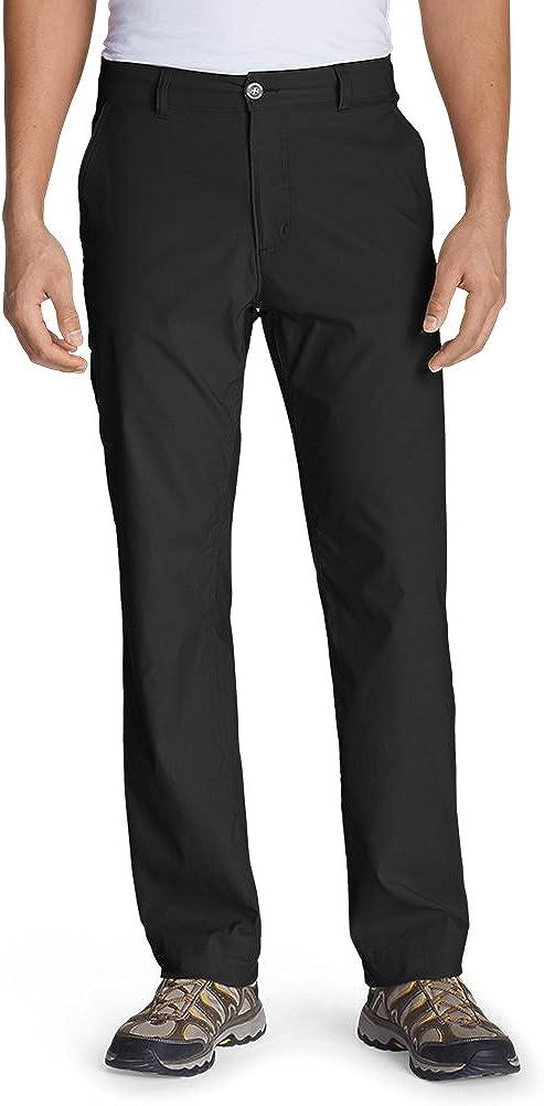 Eddie Bauer Men's Horizon Guide Chino Pants Black