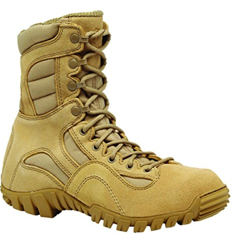 - Tactical Research Belleville TR350 Khyber II Mountain Hybrid Boot - DESERT TAN 9.5WIDE
