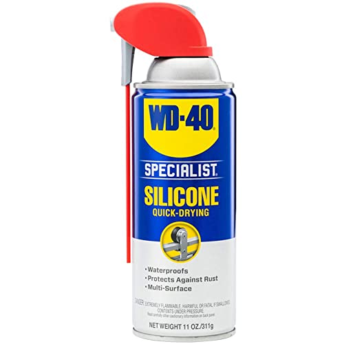 WD-40 Specialist Water Resistant Silicone Lubricant