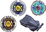 Beyblades JAPANESE Metal Fusion #BB57 Hybrid Wheel Set Stamina Defense Type