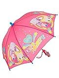 Shopkins Umbrella - fuchsia/multi, one size