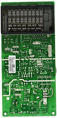 General Electric Microwave Control Board Part WB27X10791R WB27X10791 Model General Electric CEB1590SS1SS