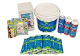 Rx Clear Chemical Maintenance Pool Kit Plus Opening Kit (Small)