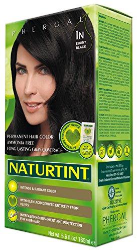 Naturtint Permanent Hair Color - 1N Ebony Black, 5.28 fl oz (6-pack) by Naturtint (Image #2)