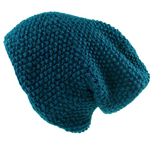 GURU-SHOP, Gorro de Gorro, Azul, Tamaño:One Size, Sombrero blau