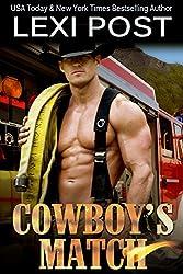 Cowboy's Match (Poker Flat Series Book 2)