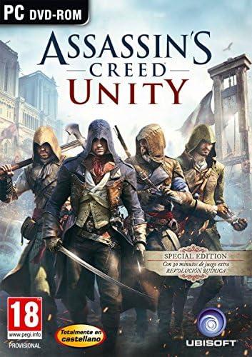 Assassins Creed: Unity - Edición Especial: Amazon.es: Videojuegos