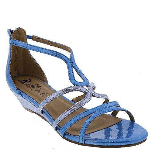Bellini Gwen Dames Sandaal Blauw