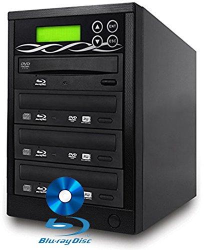 BestDuplicator 1 to 3 Blu-ray BD BDXL M-Disc CD DVD - Ray Xl Blue