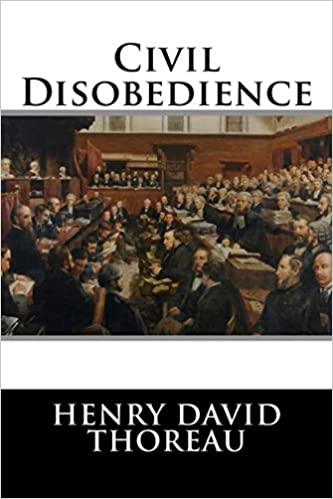 #freebooks – Civil Disobedience by Henry David Thoreau