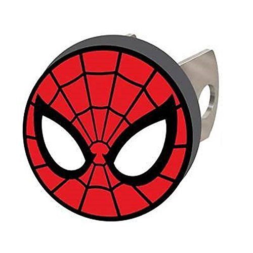 Buy Cheap Plasticolor 002286R01 Marvel Spiderman Hitch Cover, 1 Pack