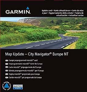 Garmin City Navigator SD Europa NT (Micro SD/SD-Adapter)