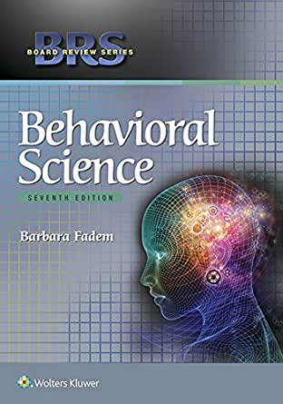 Brs behavioral science – 7th edition pdf medbook4u.