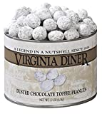 (US) Virginia Diner Dusted Chocolate Toffee Peanuts, 22 Ounce