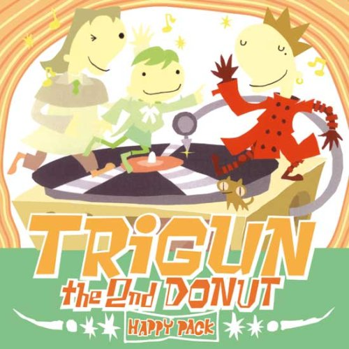 Trigun 2: Second Happy Donut