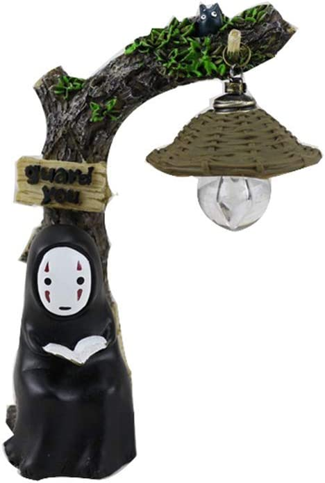 No Face Man Kein Gesicht Mann Nachtlicht Deko Nachtlampe Ohngesicht