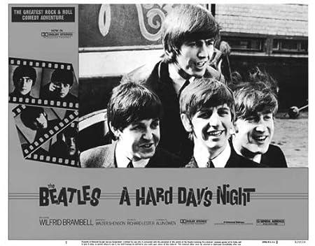 "The Beatles A Hard Days Night  Photo Print 14 x 11/"""