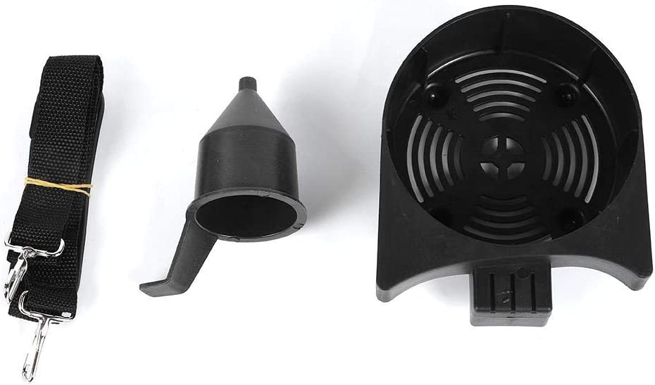800 ml pistola de pintura pulverizadora para bricolaje 650 W Pistola de pintura el/éctrica trabajo y pulverizaci/ón industrial