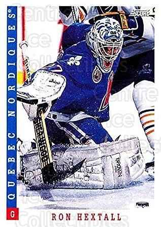 Amazon.com  (CI) Ron Hextall Hockey Card 1993-94 Score USA (base ... 01ea0d3ad