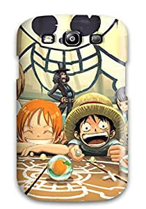 Slim Fit Tpu Protector Shock Absorbent Bumper One Piece Marble Play Case For Galaxy S3