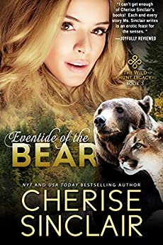 Eventide of the Bear (The Wild Hunt Legacy Book 3) by [Sinclair, Cherise]