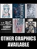 Hanes Men's Graphic Tee - Americana