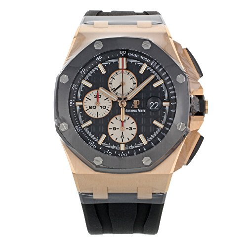 Audemars-Piguet-ROSE-GOLD-and-CERAMIC-44-Offshore-Chronograph-watch-26401ROOOA002CA01