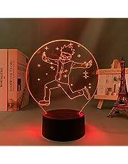 Jujutsu Kaisen ZYZL 3D-nachtlamp, anime-illusie lamp, anime, Jujutsu Kaisen, Led lamp, Satoru Gojo voor kinderen, slaapkamer, decoratie, nachtlampje, vriend, verjaardagscadeau manga, 3D-licht, Jujutsu Kaisen
