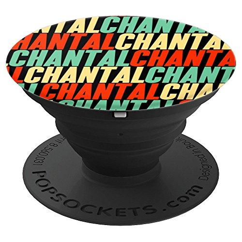 - Chantal PopSockets Grip - Personalized Chantal Name Gift - PopSockets Grip and Stand for Phones and Tablets
