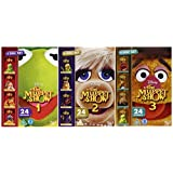 The Muppet Show Season 1-3 : Complete Season 1 / Season 2 / Season 3 with 72 episodes