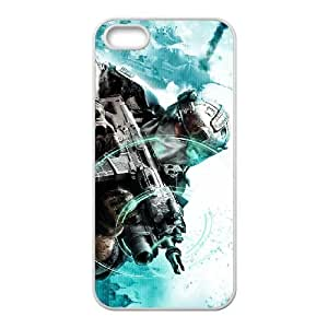 ghost recon future soldier arctic strike iPhone 5 5s Cell Phone Case White xlb2-239570