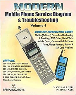 modern mobile phone service diagram and troubleshooting: v  1 paperback –  28 feb 2003