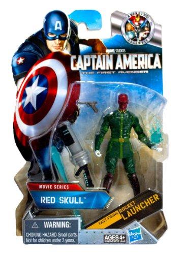 Hasbro Year 2011 Marvel Studios Movie Series