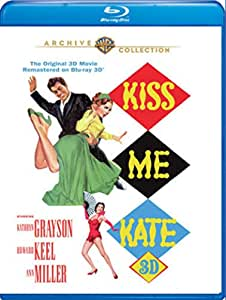 Kiss Me Kate [Blu-ray]