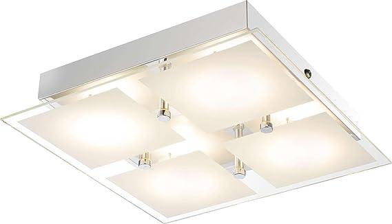 Led Deckenlampe Badezimmerlampe Kuchenlampe Licht Stufen Schaltung
